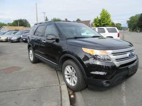 2011 Ford Explorer for sale at Car Link Auto Sales LLC in Marysville WA
