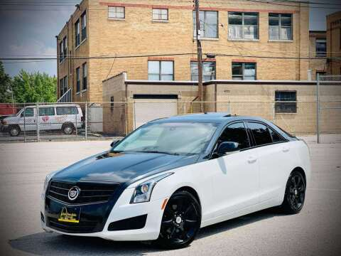 2013 Cadillac ATS for sale at ARCH AUTO SALES in Saint Louis MO
