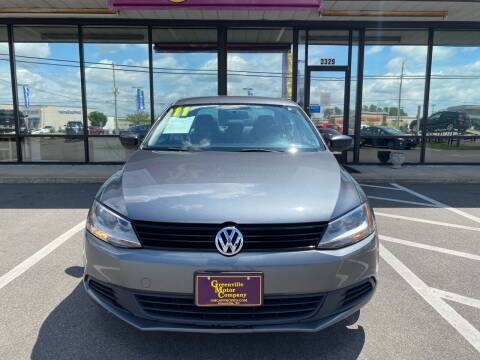 2014 Volkswagen Jetta for sale at DRIVEhereNOW.com in Greenville NC