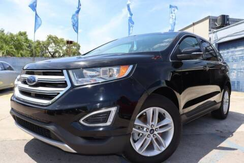 2018 Ford Edge for sale at OCEAN AUTO SALES in Miami FL
