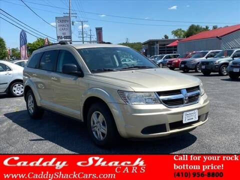 2010 Dodge Journey for sale at CADDY SHACK CARS in Edgewater MD