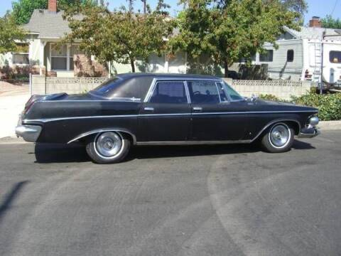 1963 Chrysler Imperial for sale at Classic Car Deals in Cadillac MI