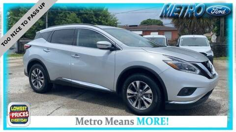 2018 Nissan Murano for sale at Your First Vehicle in Miami FL