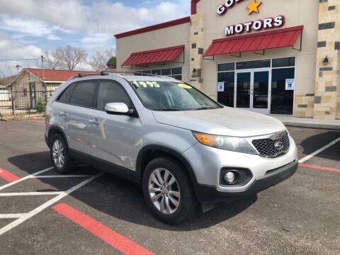 2011 Kia Sorento for sale at Gold Star Motors Inc. in San Antonio TX