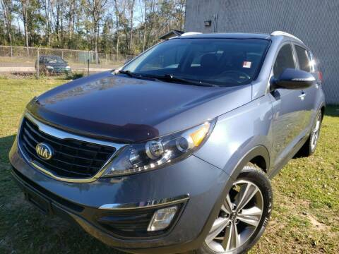 2014 Kia Sportage for sale at Capital City Imports in Tallahassee FL