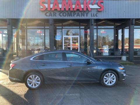 2020 Chevrolet Malibu for sale at Siamak's Car Company llc in Salem OR