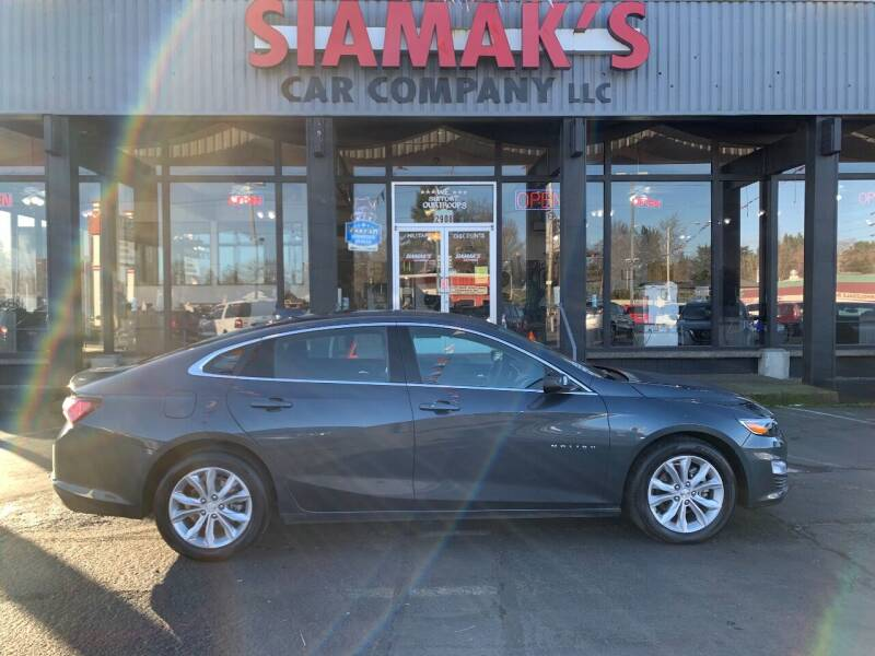 2020 Chevrolet Malibu for sale at Siamak's Car Company llc in Salem OR