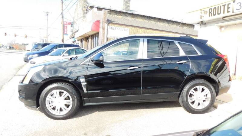 2010 Cadillac SRX for sale at Route 3 Motors in Broomall PA