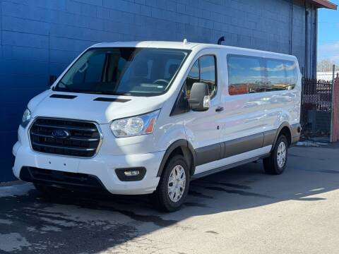 2020 Ford Transit Passenger for sale at Omega Motors in Waterford MI