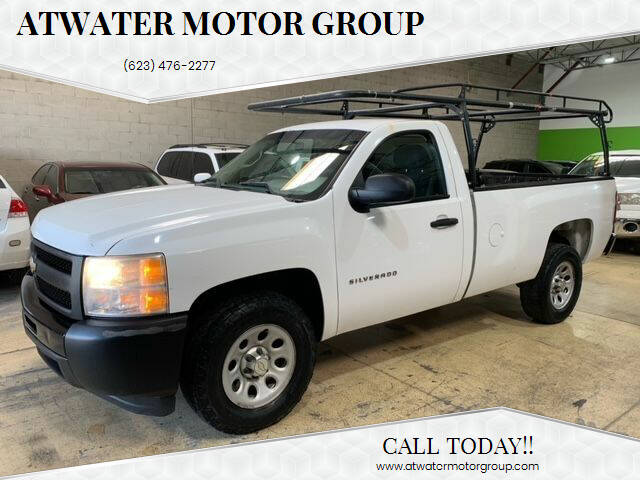 2011 Chevrolet Silverado 1500 for sale at Atwater Motor Group in Phoenix AZ