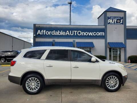 2010 Buick Enclave for sale at Affordable Autos in Houma LA