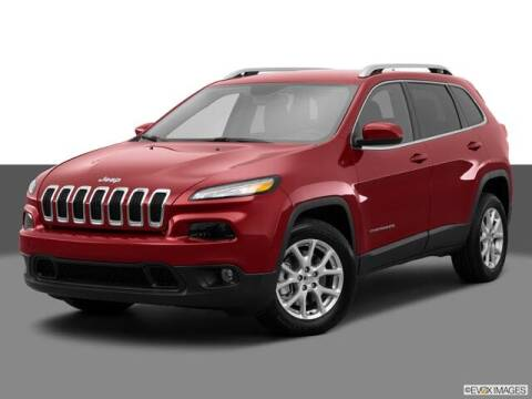 2014 Jeep Cherokee for sale at PATRIOT CHRYSLER DODGE JEEP RAM in Oakland MD