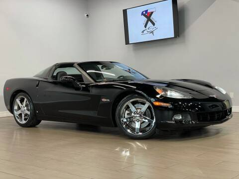 2006 Chevrolet Corvette for sale at TX Auto Group in Houston TX