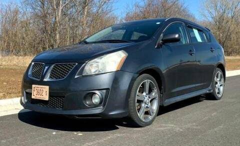 2009 Pontiac Vibe for sale at Knowlton Motors, Inc. in Freeport IL