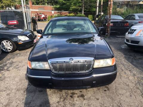 1999 Mercury Grand Marquis for sale at Six Brothers Auto Sales in Youngstown OH