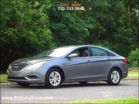 2012 Hyundai Sonata for sale at M2 Auto Group Llc. EAST BRUNSWICK in East Brunswick NJ