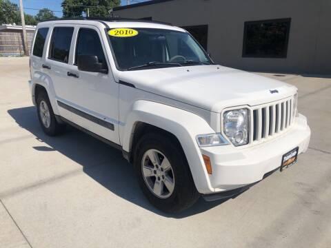 2010 Jeep Liberty for sale at Tigerland Motors in Sedalia MO
