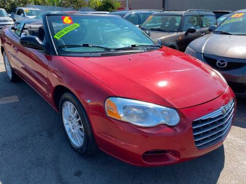 2006 Chrysler Sebring for sale at North County Auto in Oceanside CA