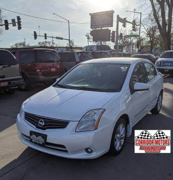2011 Nissan Sentra for sale at Corridor Motors in Cedar Rapids IA