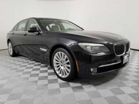 2012 BMW 7 Series for sale at Simon's Auto Sales in Detroit MI