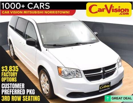 2014 Dodge Grand Caravan for sale at Car Vision Buying Center in Norristown PA