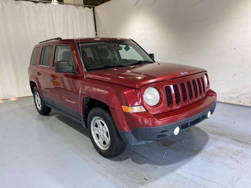 2014 Jeep Patriot for sale at DREWS AUTO SALES INTERNATIONAL BROKERAGE in Atlanta GA