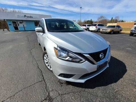 2018 Nissan Sentra for sale at DrivePanda.com in Dekalb IL