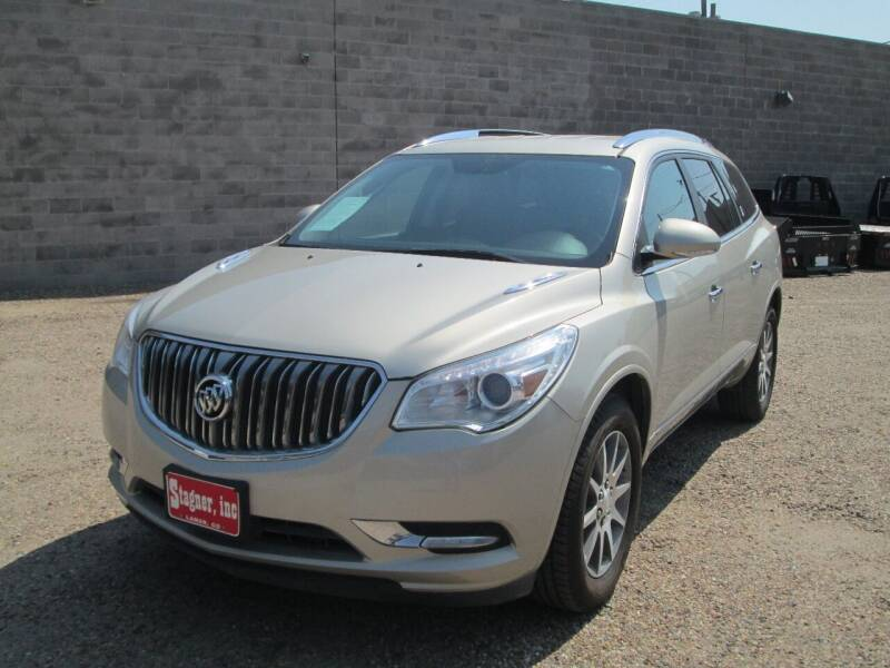 2014 Buick Enclave for sale at Stagner INC in Lamar CO