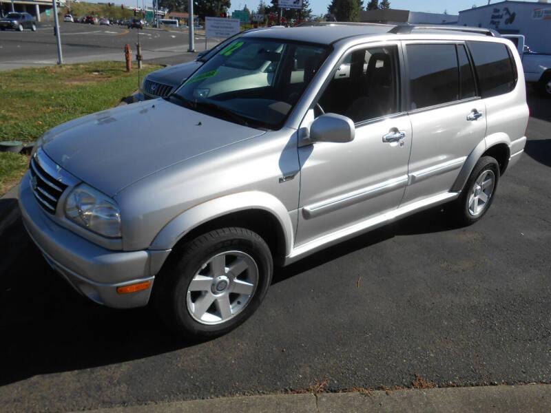 2002 Suzuki XL7 for sale at Sutherlands Auto Center in Rohnert Park CA