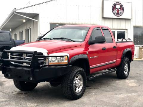 2006 Dodge Ram Pickup 3500 for sale at Torque Motorsports in Rolla MO