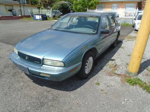 1996 Buick Regal for sale at Bargain Auto Mart Inc. in Kenneth City FL