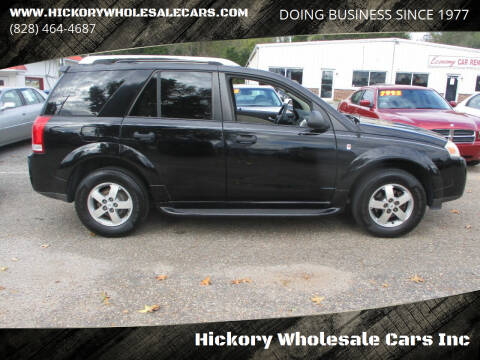 2006 Saturn Vue for sale at Hickory Wholesale Cars Inc in Newton NC