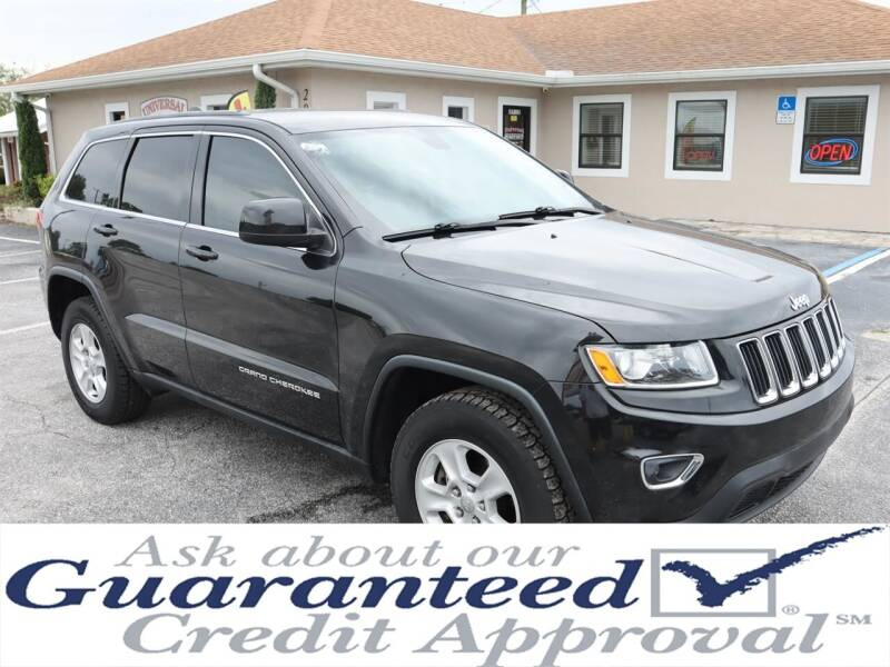2015 Jeep Grand Cherokee for sale at Universal Auto Sales in Plant City FL