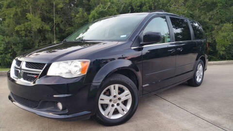 2011 Dodge Grand Caravan for sale at Houston Auto Preowned in Houston TX