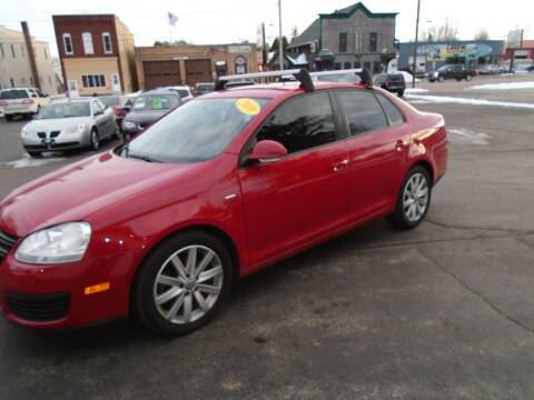 2010 Volkswagen Jetta for sale at NORTHLAND AUTO SALES in Dale WI