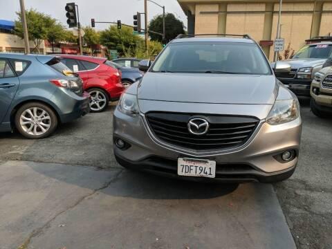 2014 Mazda CX-9 for sale at Auto City in Redwood City CA