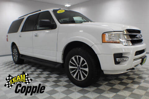 2016 Ford Expedition EL for sale at Copple Chevrolet GMC Inc in Louisville NE
