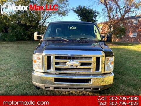 2014 Ford E-Series Cargo for sale at Motor Max Llc in Louisville KY