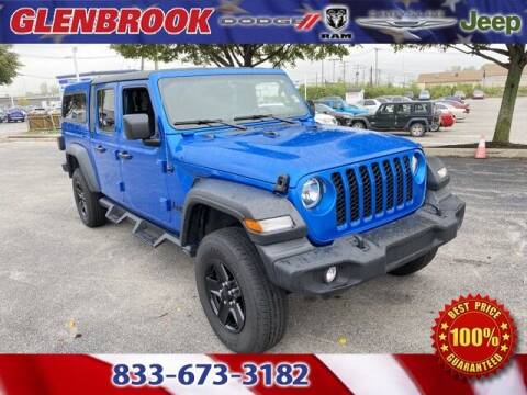 2020 Jeep Gladiator for sale at Glenbrook Dodge Chrysler Jeep Ram and Fiat in Fort Wayne IN