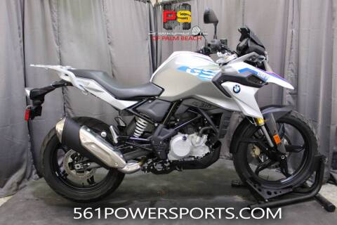 2018 BMW G 310 GS for sale at Powersports of Palm Beach in Hollywood FL