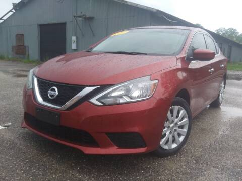 2017 Nissan Sentra for sale at Best Buy Autos in Mobile AL