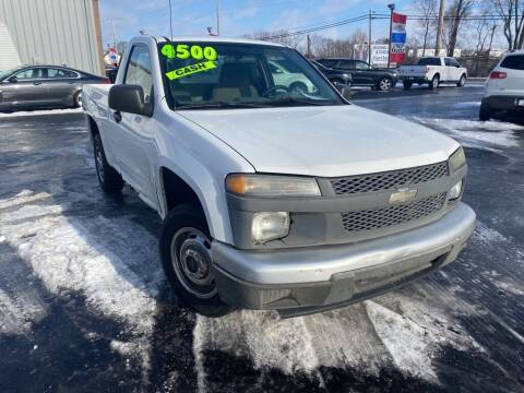 2005 Chevrolet Colorado for sale at Used Car Factory Sales & Service Troy in Troy OH