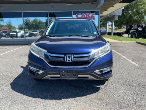 2015 Honda CR-V for sale at Carz Unlimited in Richmond VA