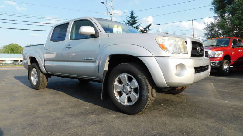 2008 Toyota Tacoma for sale at Action Automotive Service LLC in Hudson NY