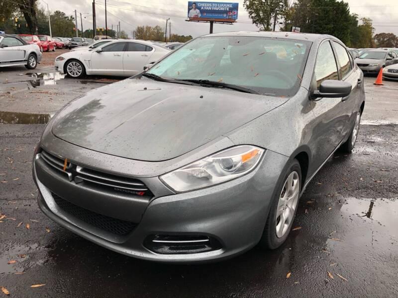 2013 Dodge Dart for sale at Atlantic Auto Sales in Garner NC