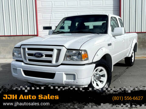 2007 Ford Ranger for sale at JJH Auto Sales in Salt Lake City UT
