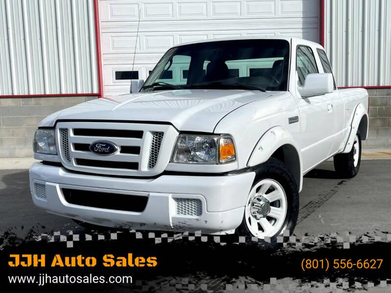 2007 Ford Ranger for sale at JJH Auto Sales in Salt Lake City UT