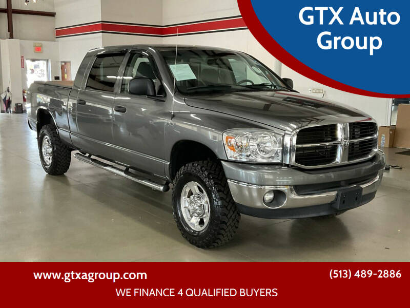 2007 Dodge Ram Pickup 1500 for sale at GTX Auto Group in West Chester OH