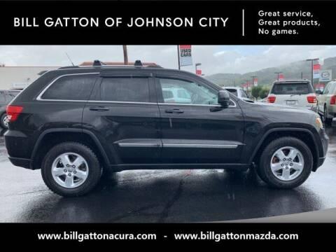 2011 Jeep Grand Cherokee for sale at Bill Gatton Used Cars - BILL GATTON ACURA MAZDA in Johnson City TN