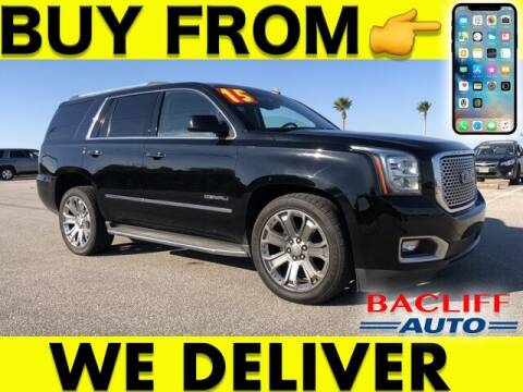 2015 GMC Yukon for sale at Bacliff Auto in Bacliff TX